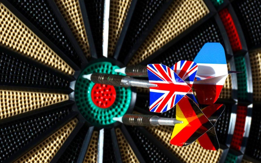 Spannung und Action: Die besten Darts-Festivals in 2018