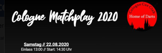 Cologne Matchplay 2020